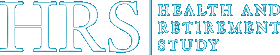 HRS: Health and Retirement Study